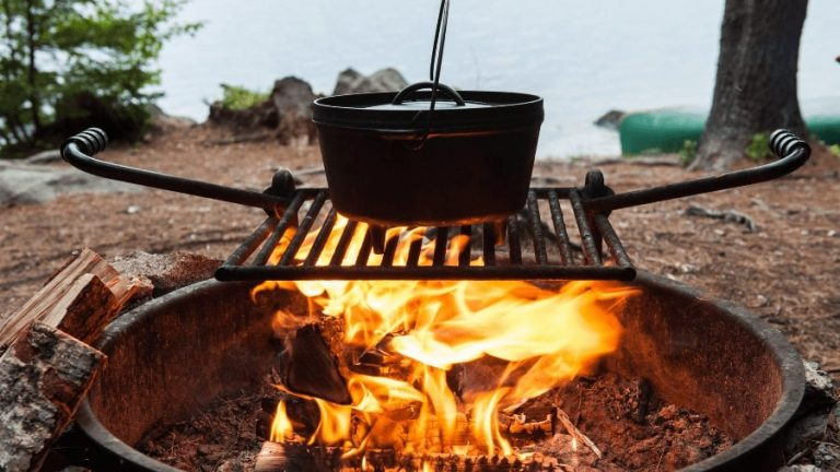 Best Cast Iron Dutch Oven For Camping Featured Image