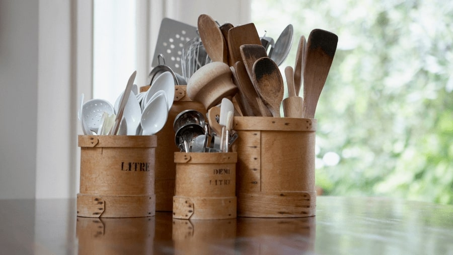Best Cooking Utensils For Stainless Steel Cookware - Featured Image