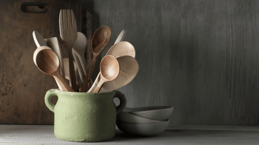 Best Utensils to use with Stainless Steel Cookware F Image