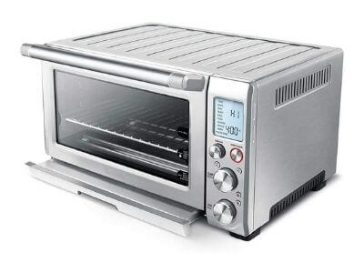 Breville Smart Oven Pro Countertop Oven, Brushed Stainless Steel