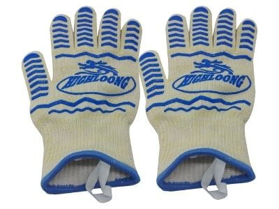 HighLoong 932°F Extreme Heat Resistant BBQ Oven Safety Gloves