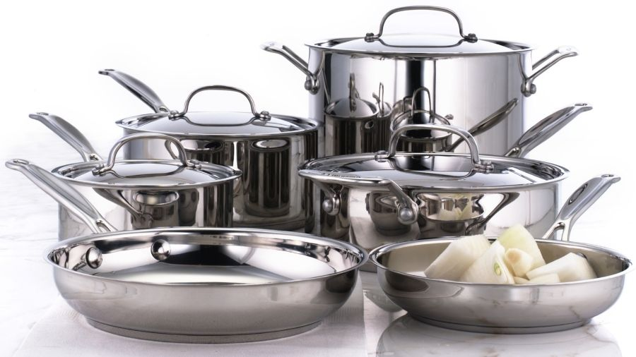 How to Remove Deep Scratches from Stainless Steel Cookware