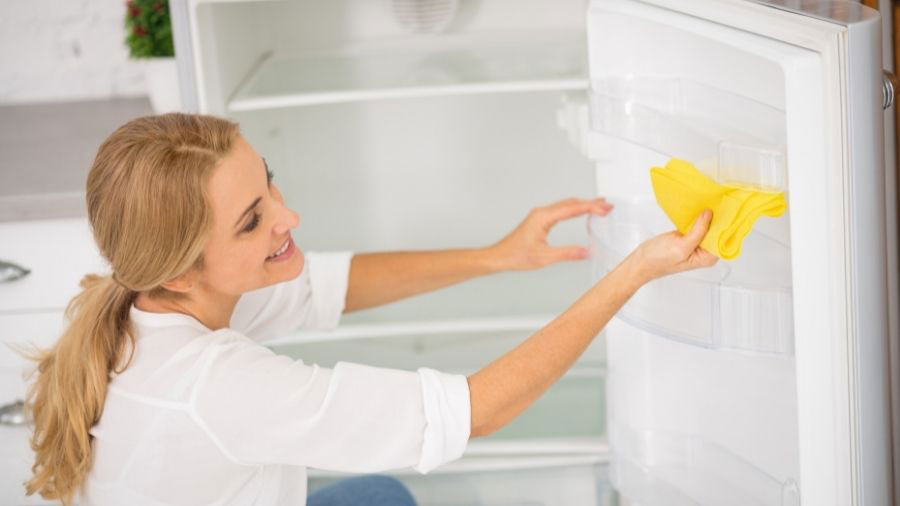 How to Clean a Moldy Fridge Featured Image
