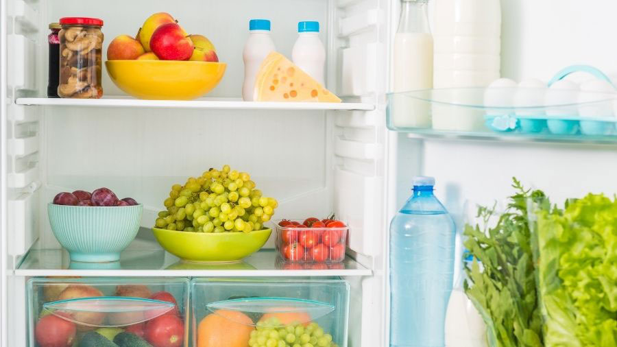 how to store a food in fridge