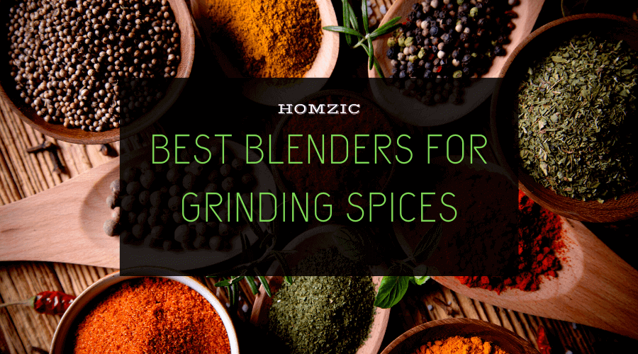 best blenders for grinding spices