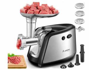 Aobosi 3-in-1 Meat Mincer